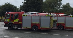 6144 - GMFRS - New Volvo's - 41450639 (2) (Call the Cops 999) Tags: 999 112 uk gb united kingdom great britain england north west emergency service services saturday 8 september 2018 greater manchester leigh tsc technical centra volvo fe one