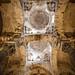 Magnificent interior of 12th century Norman Church of San Cataldo - Palermo, Sicily - Italy 2016