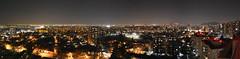 Panoramica nocturna larga de Santiago poniente (DelRoble_Caleu) Tags: santiago sancristobal estadionacional poniente chile nocturno delroblecaleu juliocarrascovalenzuela