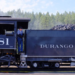 Rockwood Depot, Durango & Silverton Narrow Gauge Railroad thumbnail