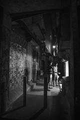a conversation (charlesgyoung) Tags: olddelhi india rajasthan delhi d500 charlesyoung karineaignerphotographyexpedition nikon nikonphotography nikondx streetphotography blackandwhite night urban streetphotographyindia