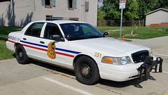 Columbus Police (Central Ohio Emergency Response) Tags: columbus ohio police division ford crown victoria cvpi