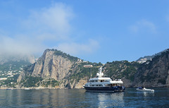 Capri cruise (sunsetsára) Tags: travelling travel nikon nature italy italia capri island trip cruise ship boat landscape