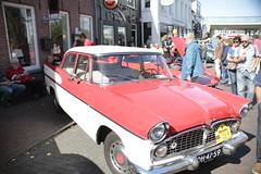 Simca_1704 (leoval283) Tags: simca sedan retro oldtimer alphenaandenrijn holland vintage oldtimerdag exhibition tentoonstelling