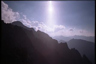Papirusz (Čierny štít) - 2 434 m