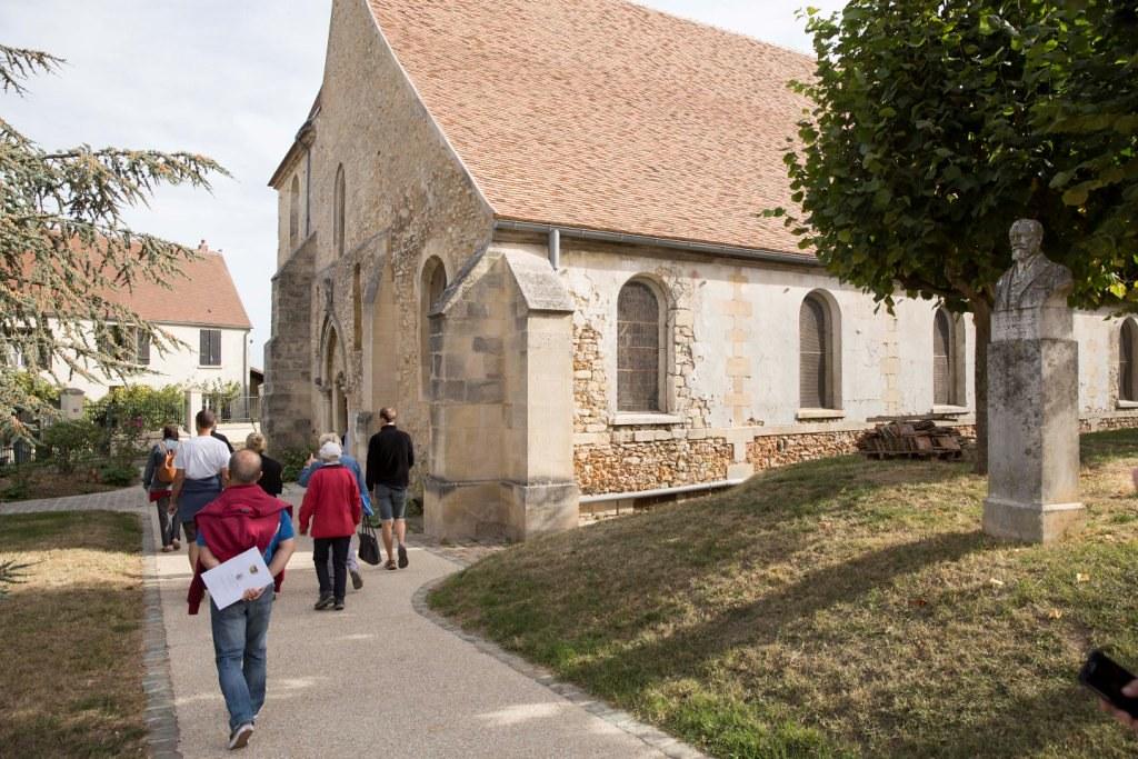 Les journées du Patrimoine 2018 - L'église