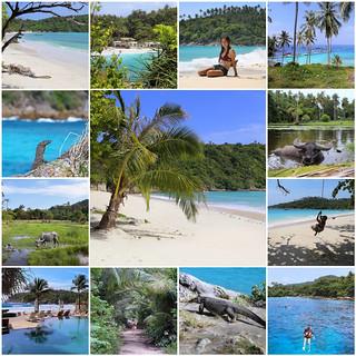 Thai bounty island Koh Racha