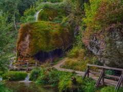 Wasserfall (jodage) Tags: wasserfalldreimühlen eifel