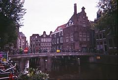 (sjebla) Tags: amsterdam red light district redlightdistrict vacation cloudy bicycyle