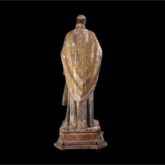 Crispulo Jocson: San Ignacio de Loyola (Leo Cloma) Tags: philippines antique antiques furniture art auction salcedo auctions makati manila cloma