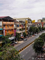 180722-02 Phnom Penh (clamato39) Tags: phnompenh cambodge cambodia asia asie ciel sky buildings ville city urban urbain street rue voyage trip