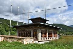 Jampey Lhakhang; Chokhor Valley, Bumthang, Bhutan (7)