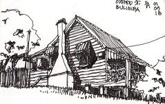 Bulimba Queensland (panda1.grafix) Tags: bulimba brisbane inksketch