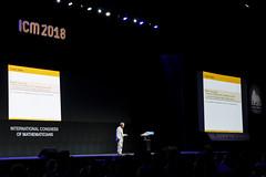 PHOTO CHRISTHIAN RODRIGUES/ R2/ ICM 2018 (ICM 2018 - Rio de Janeiro - Brazil) Tags: 2018 congress congresso icm internacional international matematicos mathematical mathematicians riocentro riodejaneiro brazil 55