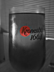 Still Life With Kro (Daniel Karmy) Tags: kronenbourg alcohol drink juice squash blackcurrant glass chalice photography still life stilllife vangogh van gogh vincent vincentvangogh stilllifewithabsinthe