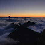 Pic du Midi - panorama thumbnail