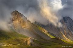 After the rain, the sun will reappear...... (Silvio Sola) Tags: silviosola mountains montagne landscape paesaggio vallestura italia italy piemonte piedmont