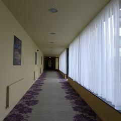 . (Marie Noëlle Taine) Tags: europe ireland galway corridor