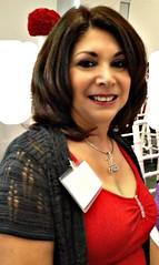 Hi. My Name Is Lynda (jemingway3) Tags: hot sexy brunette cougar mature married wife mom milf hotwaife lynda rack cleavage