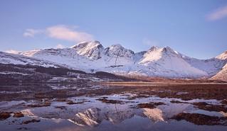 Bla Bheinn (Blaven) - Skye - Scotland