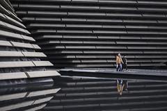 CCL02682 (Callum C. Laird) Tags: va dundee victoria albert museum architecture scotland tayside foggy contrast kengo kuma architect design city discovery