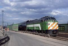BN E9Am 9920 (Chuck Zeiler) Tags: bn e9am 9920 railroad emd locomotive clyde train chuck zeiler chz