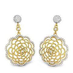 Diamond Earring (ahmed.sharookh) Tags: diamond earring desgins