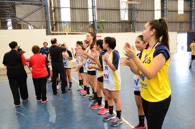 Handebol Fem II 1º  Jacareé x São Paulo - Val Morais  (37)