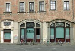 Banca Nazionale Del Lavaro (neuphin) Tags: lucca banca nazionale del lavaro bnl bank front building street
