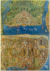 Constantinople_1536 (skaradogan) Tags: matrakçı nasuh ottoman polymath minyatür