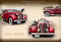 1938 BUICK (Pat Newton) Tags: omot pakenham vintagecar 1938buick carshow patnewtonphotography patnewton canon6dmark2