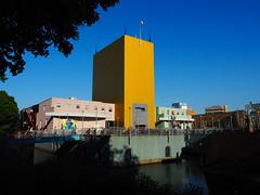 Groninger Museum II (@mmanni) Tags: groningen niederlande groningermuseum alessandromendini delucchi philippestarck coophimmelblau architecture architektur