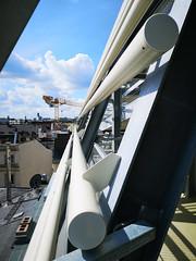 2018-08-FL-195723 (acme london) Tags: aldi carpark metalpipes mscp parking pipefacade precastconcrete steelpipes steelstructure wiesbaden