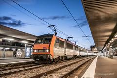 BB 26154 (ice91prinzeugen) Tags: sncf paris gare dausterlitz bb 26000 sybic intercités de nuit