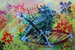 Bird (HBA_JIJO) Tags: streetart urban graffiti vitry vitrysurseine pochoir stencil animal art france stew hbajijo wall mur painting oiseau peinture bird paris94 urbain