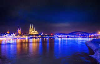 Der hohe Dom zu Köln