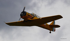 North American T 6G Texan n° 182-535  ~ F-AZBQ / 51-14848 (Aero.passion DBC-1) Tags: meeting 120 ans aéroclub de france le bourget 2018 lbg dbc1 david biscove aeropassion avion aircraft plane north american t6 texan ~ fazbq 5114848