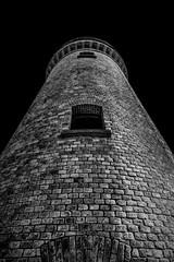 The Rock (MAICN) Tags: turm architektur building kühlungsborn himmel mono sw bw blackwhite monochrome fassade tower schwarzweis sky front einfarbig 2018 architecture gebäude