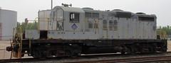 ADM Shuttles (hrc_oakpark) Tags: trains adm clinton iaclinton