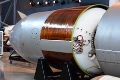 Poseidon C-3 / UGM-73 Missile (2) (Ian E. Abbott) Tags: ugm73 poseidon c3 submarinelaunchedballisticmissile slbm fleetballisticmissile fbm lockheed lockheedmissilesandspaceco nationalairandspacemuseum nasm stevenfudvarhazycenter udvarhazy