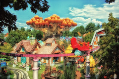 fairyland - time to play (camerito) Tags: gardaland italy italien freizeitpark themenpark amusement park camerito nikon1 j4 flickr