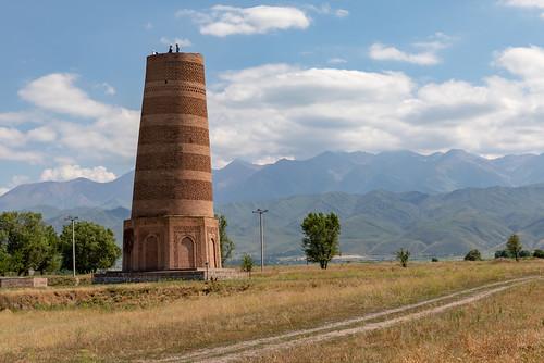 Burana, Kyrgyzstan