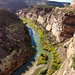 Dolores River Canyon - Near Uravan, Colorado