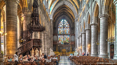 Liège, Belgium: Cathédrale Saint Paul (nabobswims) Tags: be belgium cathédralesaintpaul church hdr highdynamicrange ilce6000 lightroom liège mirrorless nabob nabobswims photomatix sel18105g sonya6000 wallonie