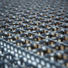 Steel Grid (coastwalker) Tags: bottrop ruhrgebiet abstract abstrakt grid gridworld square coastwalker