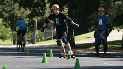 DSC06775-p (Myprofe) Tags: skateboard slalom madrid downhill moncloa westpark skate