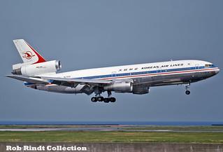 Korean Air Lines DC-10-30 HL7315