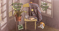 crate Autumn Breeze Chair New Group Gift! (crate.) Tags: decor groupgift free chair washitape bulletjournal pens