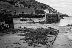 L2018_3556 - Porthgain Harbour - Pembrokeshire - Wales (www.jhluxton.com - John H. Luxton Photography) Tags: 2018 cymru industrialarchaeology industrialhistory johnhluxtonphotography leica leicam leicamtyp262 pembrokeshire pembrokeshirecoastnationalpark porthgain sirbenfro stdavids uk wales coast harbour wwwjhluxtoncom porthgainharbour