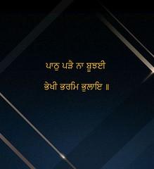 ਪਾਠ ਪਾਠੁ ਪੜੈ ਭੇਖੀ (DaasHarjitSingh) Tags: gurbani shabad guru sri granth sahib ji waheguru satnaam sikhism sikh khalsa kaur singh gurdwara